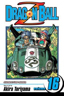 Dragon Ball Z, Vol. 16 cover image