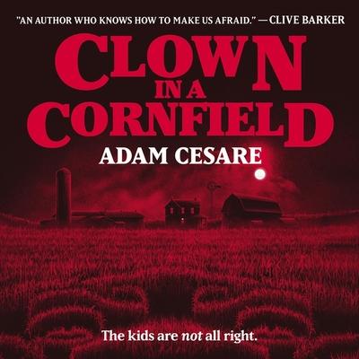 Clown in a Cornfield Cover Image