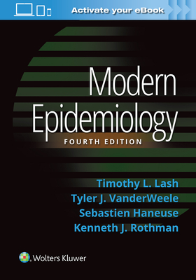 Modern Epidemiology Cover Image