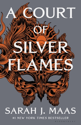 A Court of Silver Flames (A Court of Thorns and Roses #4) cover