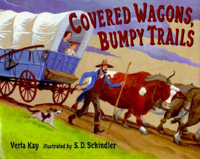 Covered Wagons, Bumpy Trails Cover