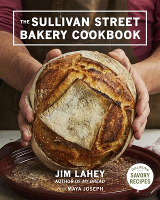 The Sullivan Street Bakery Cookbook Cover Image