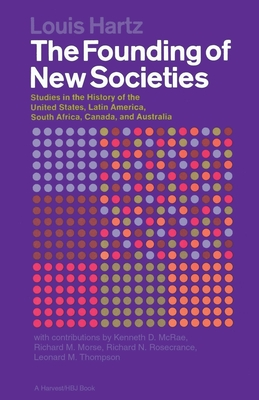 Cover for The Founding of New Societies