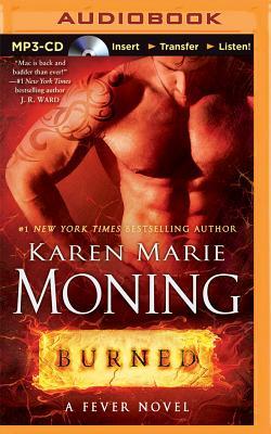 Burned (Fever #7) Cover Image