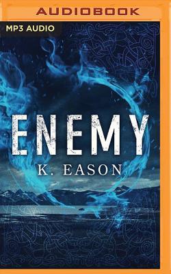 Enemy: A Dark Fantasy Novel (On the Bones of Gods #1) Cover Image