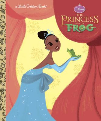 The Princess and the Frog Little Golden Book (Disney Princess and the Frog) Cover Image