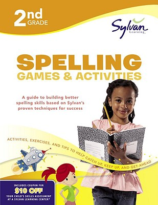 2nd Grade Spelling Games & Activities Cover