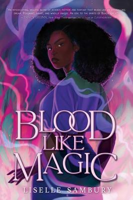 Blood Like Magic Cover Image
