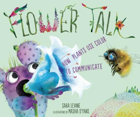 Flower Talk: How Plants Use Color to Communicate Cover Image