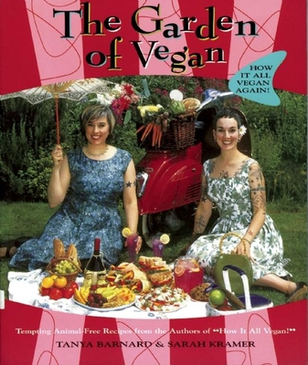 The Garden of Vegan Cover