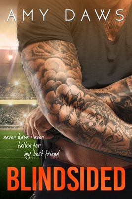 Blindsided: A Best Friends to Lovers Standalone Cover Image