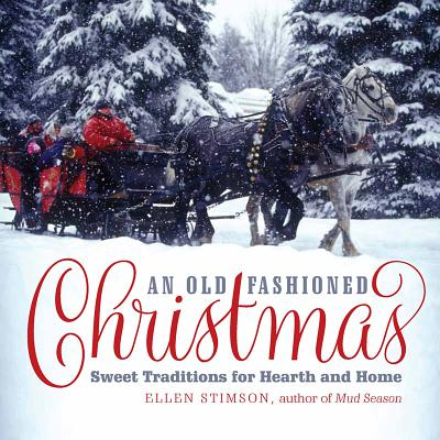 An Old-Fashioned Christmas Cover