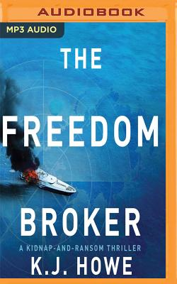 The Freedom Broker (Thea Paris #1) Cover Image