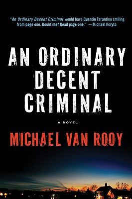 Cover for An Ordinary Decent Criminal