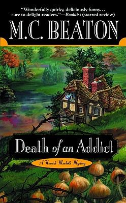 Death of an Addict Cover