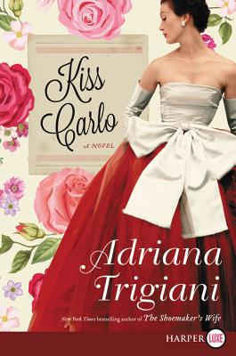 Kiss Carlo: A Novel Cover Image