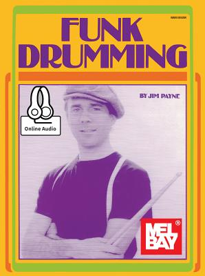 Funk Drumming Cover Image
