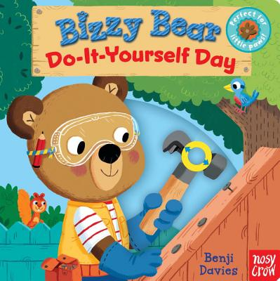 Bizzy Bear: Do-It-Yourself Day Cover Image