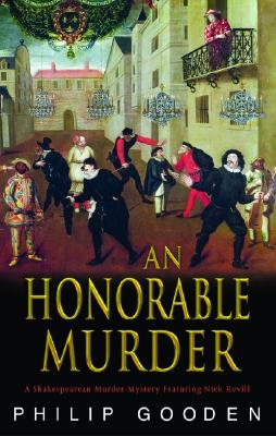 An Honorable Murder Cover