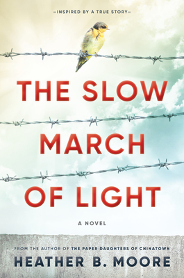 Cover for The Slow March of Light