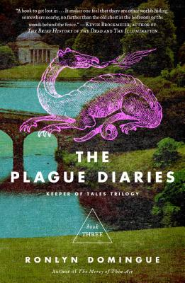 The Plague Diaries: Keeper of Tales Trilogy: Book Three (The Keeper of Tales Trilogy #3) Cover Image