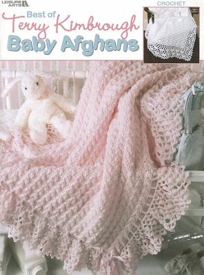 Best of Terry Kimbrough Baby Afghans Cover