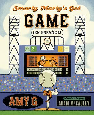 Smarty Marty's Got Game ¡En Español! Cover Image