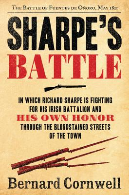 Sharpe's Battle: Spain 1811 Cover Image