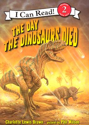 The Day the Dinosaurs Died Cover