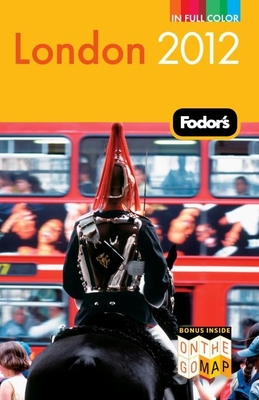 Fodor's London 2012 Cover