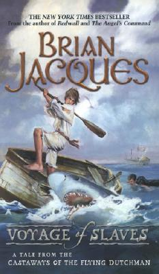 Cover for Voyage of Slaves (Castaways of the Flying Dutchman Series #3)