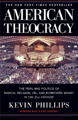 American Theocracy Cover