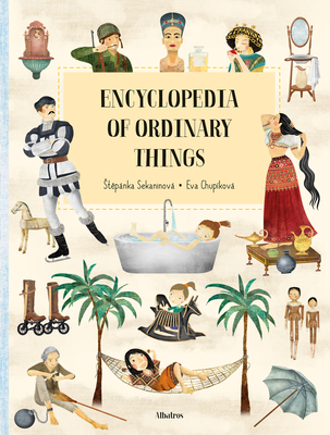 Encyclopedia of the Ordinary Things Cover Image