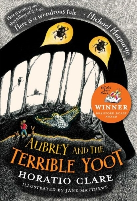 Aubrey and the Terrible Yoot Cover Image