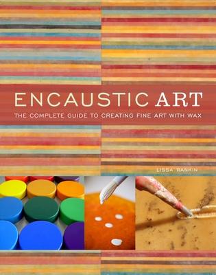 Encaustic Art Cover