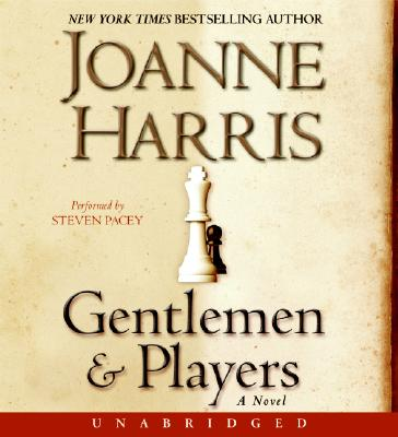 Gentlemen and Players CD: A Novel Cover Image