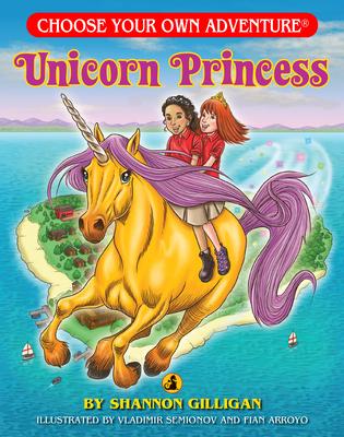 Unicorn Princess Cover Image