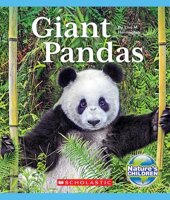 Giant Pandas (Nature's Children) Cover Image