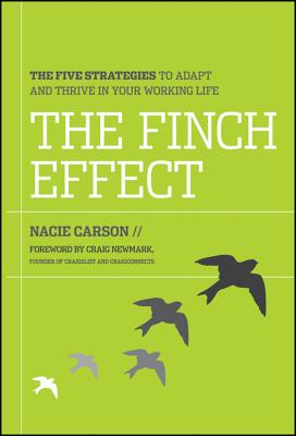 The Finch Effect Cover