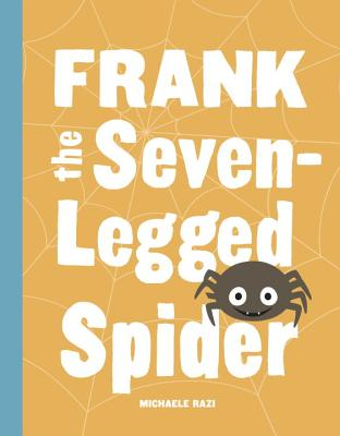Frank the Seven-Legged Spider Cover Image