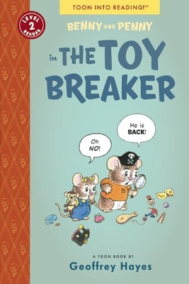Benny and Penny in the Toy Breaker: Toon Level 2 Cover Image