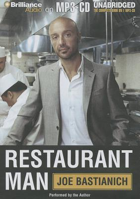 Restaurant Man Cover