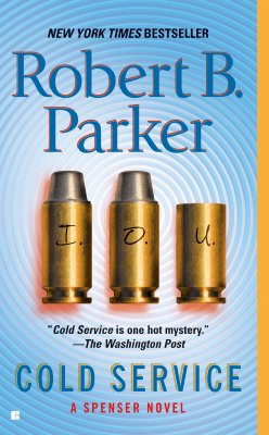 Cold Service (Spenser #32) Cover Image