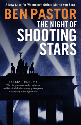 The Night of Shooting Stars (Martin Bora #7) Cover Image