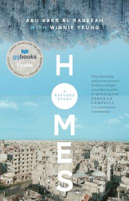 Homes: A Refugee Story Cover Image