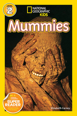 National Geographic Readers: Mummies Cover Image
