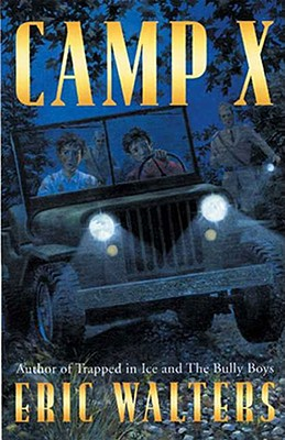 Cover for Camp X