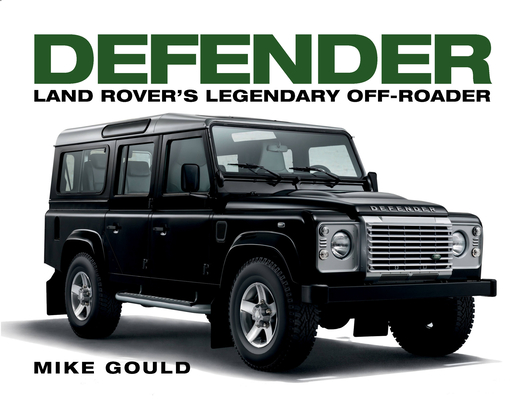 Land Rover Defender Cover Image