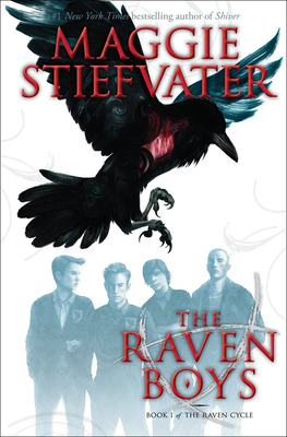 The Raven Boys (Raven Cycle #1) Cover Image