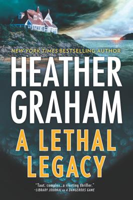 A Lethal Legacy (New York Confidential #4) Cover Image